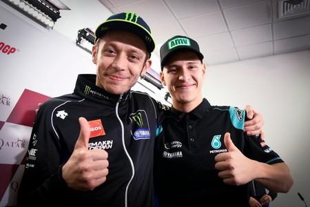 Rossi Quartararo Motogp 2019