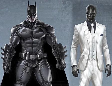 Primeras imágenes de 'Batman: Arkham Origins'