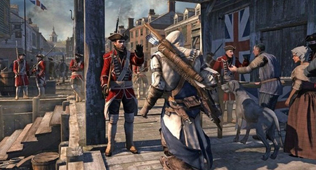 El primer tráiler con gameplay de 'Assassin's Creed III' ya está aquí. Connor reparte como nadie