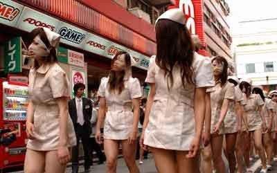 La película de Silent Hill invade Japón