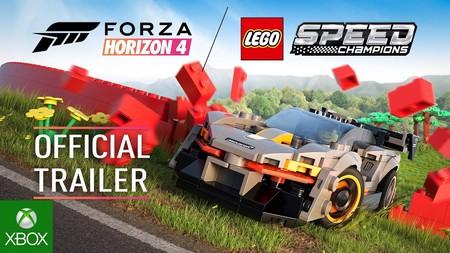 Las piezas de Lego llegan a Forza Horizon: ya se puede descargar para Windows 10 y Xbox One Forza Horizon 4 LEGO Speed Champion