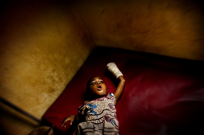 Antonio Aragón, un fotógrafo con un 'par' de motivos para cambiar el mundo