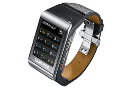 Samsung S9110, segundo smartwatch Samsung (2009)