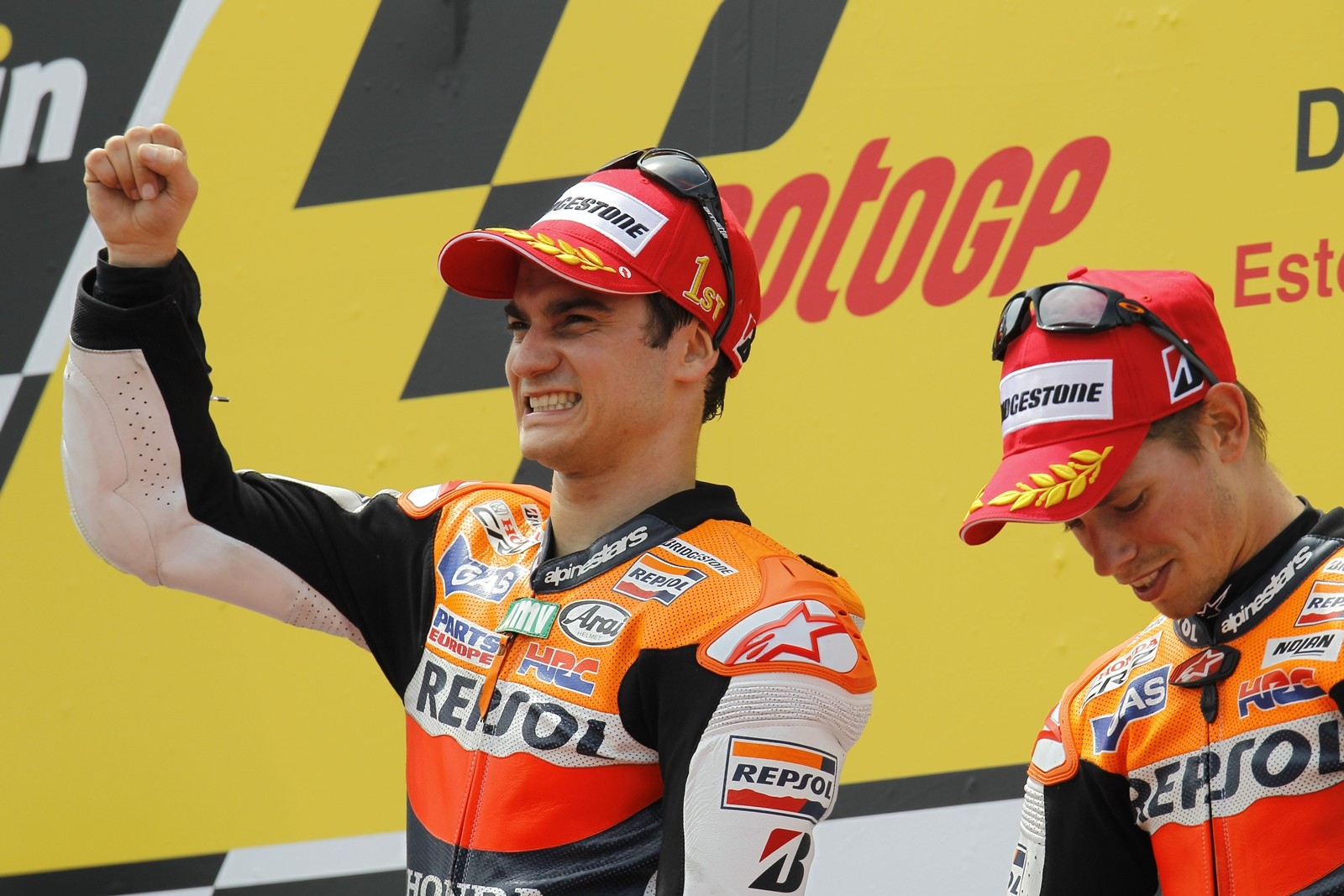 Foto de Dani Pedrosa MotoGP (16/22)