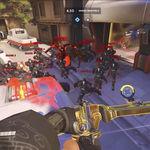 El mejor modo de Overwatch es este nuevo glitch que crea infinitos personajes clon