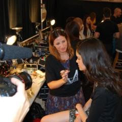 Foto 1 de 27 de la galería el-backstage-de-custo-en-la-nyfw en Trendencias Belleza