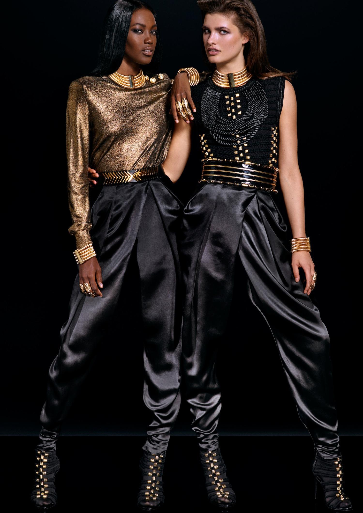 Foto de Lookbook de H&M x Balmain (11/38)