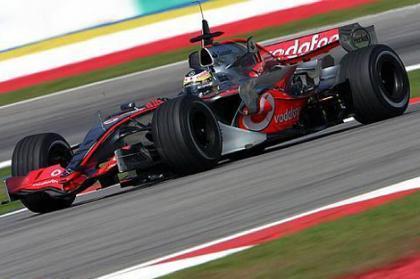 Y el último día en Monza...también para McLaren