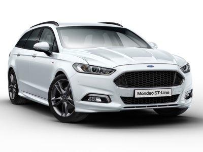 Ford Mondeo ST-Line, porque los vehículos familiares también tienen derecho a ser divertidos