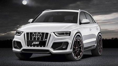 ABT Sportsline adelanta su visión del Audi Q3