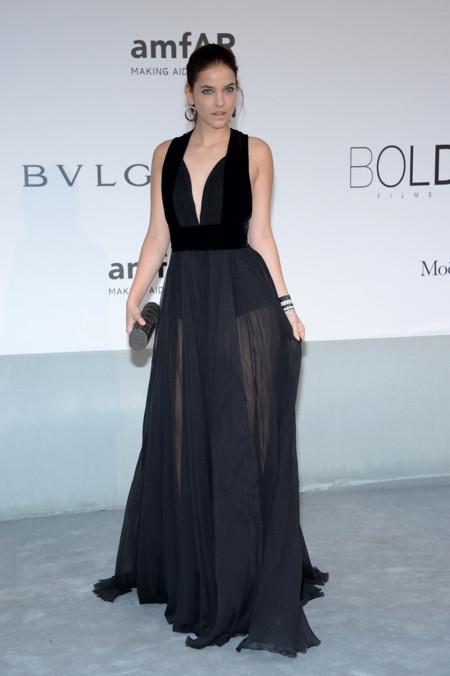 Barbara Palvin amfar Cannes 2014