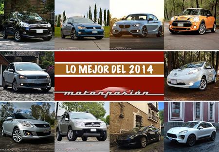 Mejor prueba, lo mejor del 2014 en Motorpasión México