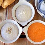 Tres salsas clásicas basadas en la bechamel y en qué recetas utilizarlas