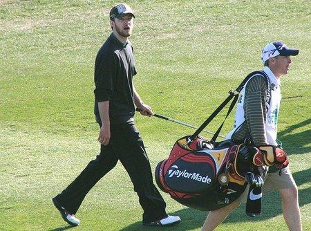 Sólo a Justin Timberlake se le podría ocurrir bautizar un campo de golf como 'Mirimichi'