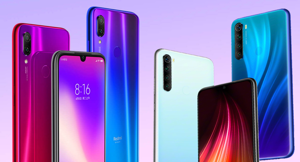 Redmi Note 8 Vs Redmi Note 7 Vs Redmi Note 8 Pro Vs Redmi Note 7 Pro