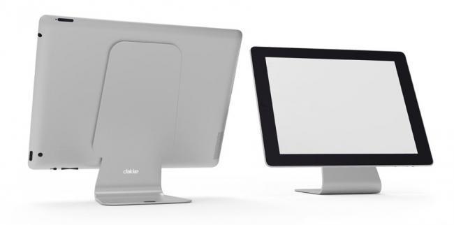 Slope, un soporte para colocar el iPad elegante y cómodo de usar