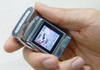 Safa Q200, el reproductor que parece una maquinilla de afeitar
