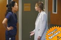 'Anatomía de Grey', Meredith vs Christina y el final de invierno