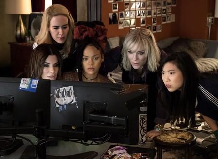 """'Ocean's 8' presume de reparto en su divertido tráiler final: """"pasarlo tan bien es un crimen"""""""