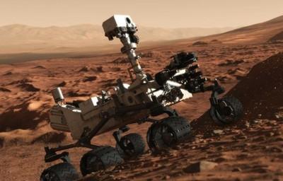 [Vídeo] Desplázate por una imagen de Marte de 4.000 millones de píxeles