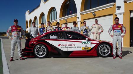 Audi busca nuevos talentos para el DTM
