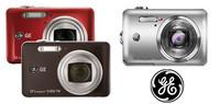 General Electric presenta dos nuevas compactas: E1055 y E1050TW