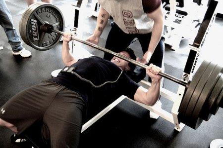 Los tres mejores ejercicios de musculación