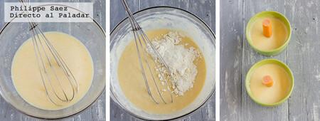 Muffins salados de salchicha. Receta fácil para el Día del niño