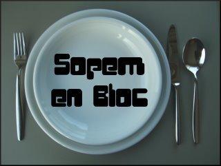 I Encuentro de Blogs gastronómicos catalanes: Sopem en Bloc