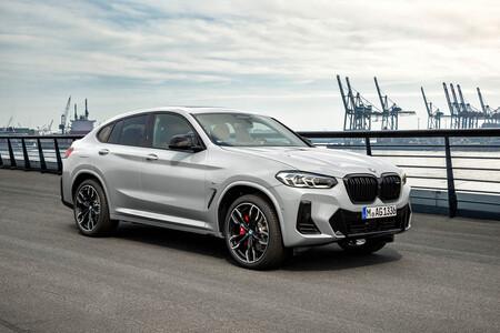 El nuevo BMW X4 estrena salpicadero de BMW Serie 4 y se rinde a la etiqueta ECO