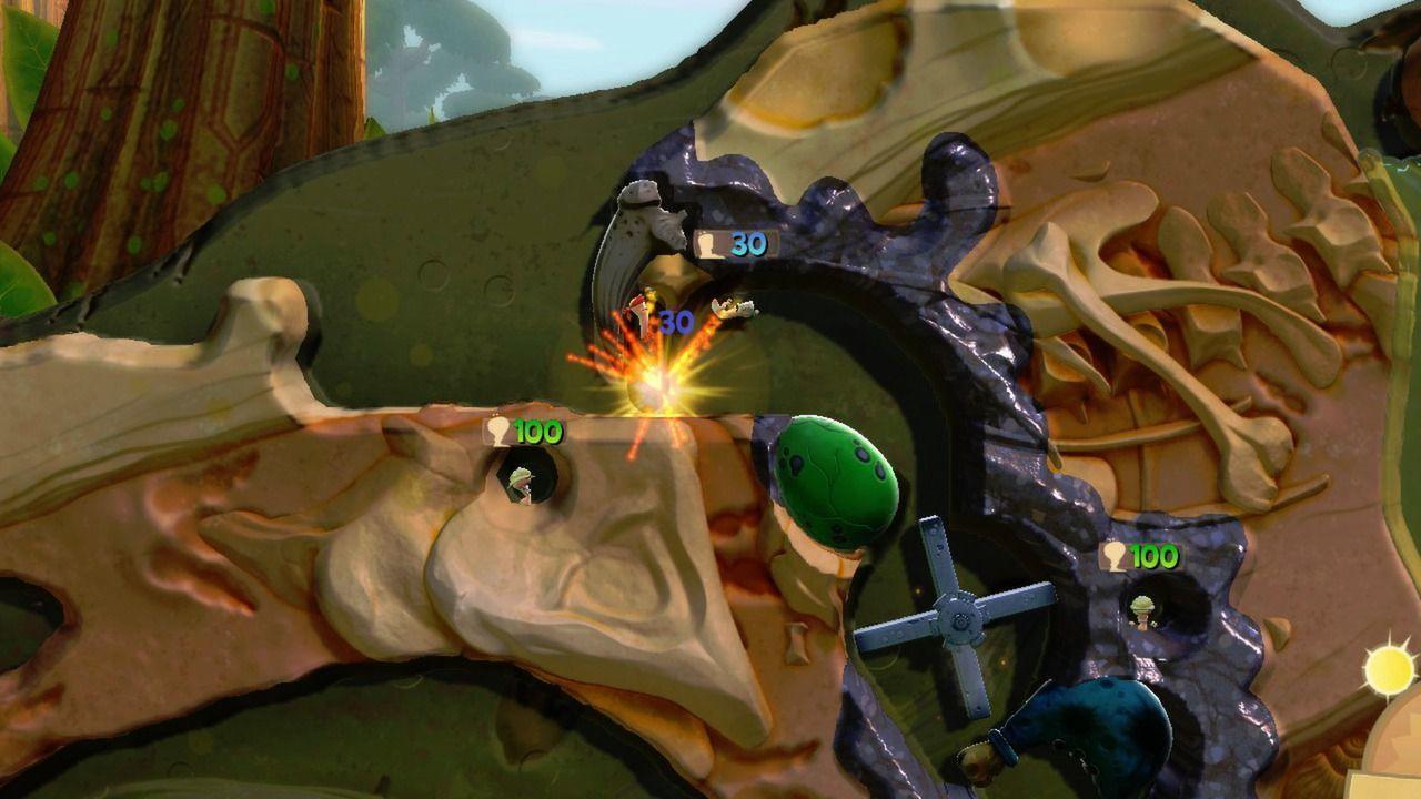 Foto de 240713 - Worms Clan Wars (6/8)
