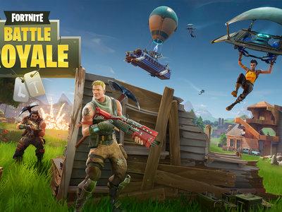 Fortnite: Battle Royale se actualiza temporalmente con un nuevo modo de 50 vs. 50 [TGA 2017]