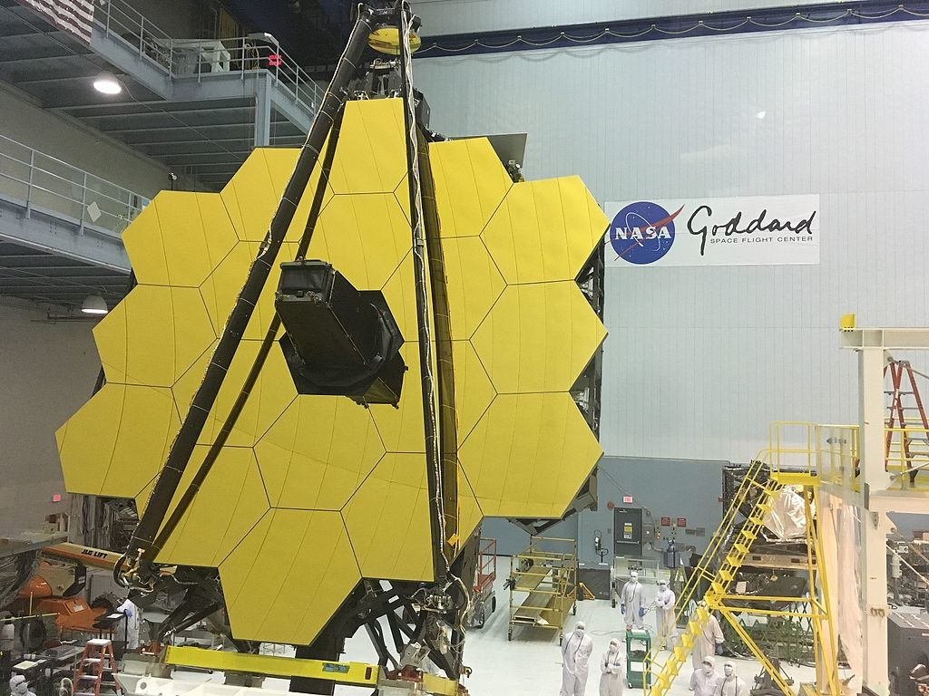 James Webb Telescope 01