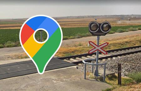 Google Maps comienza a mostrar los pasos a nivel en tus trayectos