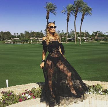 Coachella 2016: Paris Hilton y los primeros looks