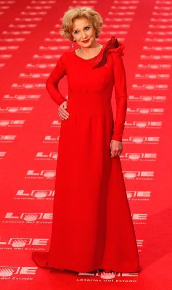 Foto de Alfombra roja de los Premios Goya 2011 (9/16)