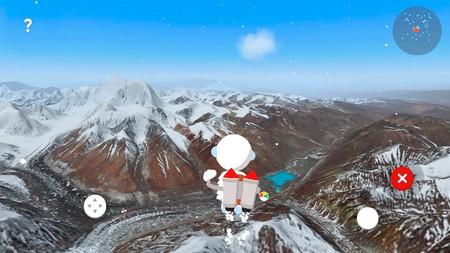 Aplicaciones Google Verne Himalaya