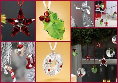 Decoración navideña: decora tu árbol con el lujo de Swarovski