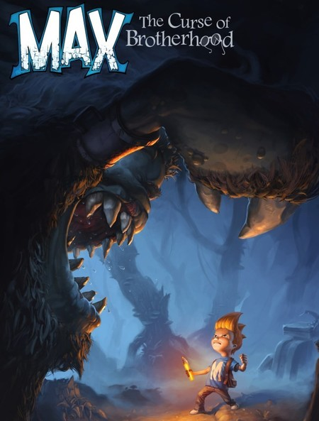 Max: The Curse of the Brotherhood