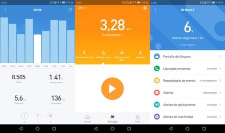 Xiaomi Mi Band 3, análisis  Review con características