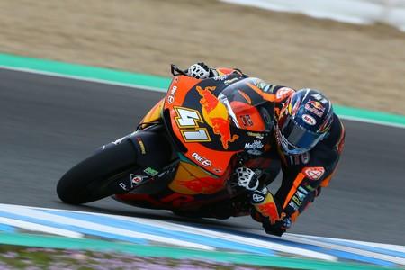 Brad Binder Jerez Moto2 2018