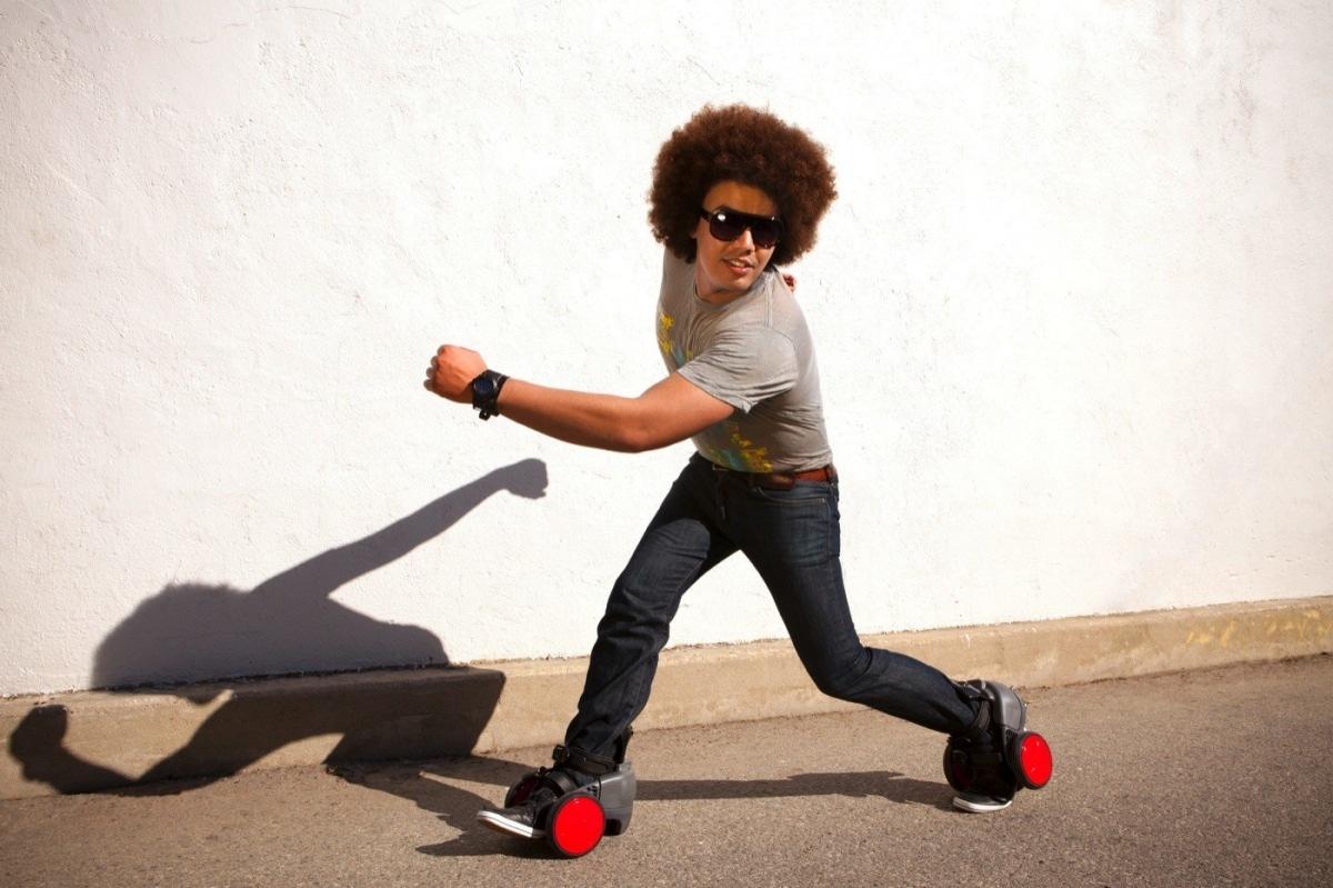 Foto de spnKiX, ruedas para tus zapatillas (8/8)
