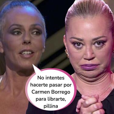 ¡Hoy es el día! Belén Esteban y la mujer de Antonio David declaran ante un juez por la demanda de Rocío Carrasco