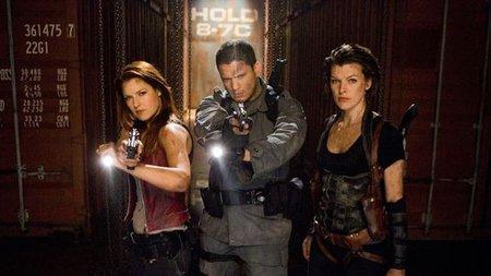 'Resident Evil: Ultratumba'. Así se llamará la película en España. Nuevas imágenes