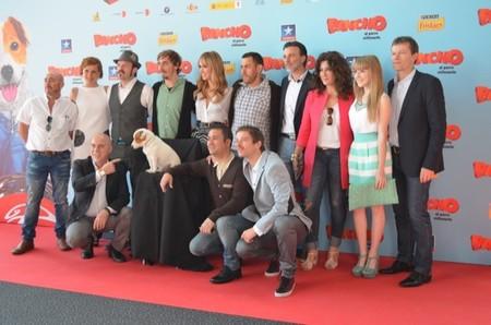 Asistimos al estreno de Pancho, el perro millonario en Kinépolis con el director y los protagonistas