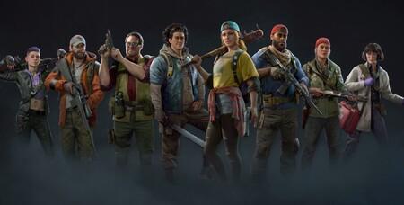 Tendrás que permanecer conectado a internet cuando juegues a Back 4 Blood, incluso cuando aniquiles zombis tú solo