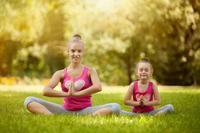 Yoga para niños: todo son beneficios
