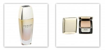 Maquillaje Guerlain Parure: ¿fluído o compacto? Pros y contras