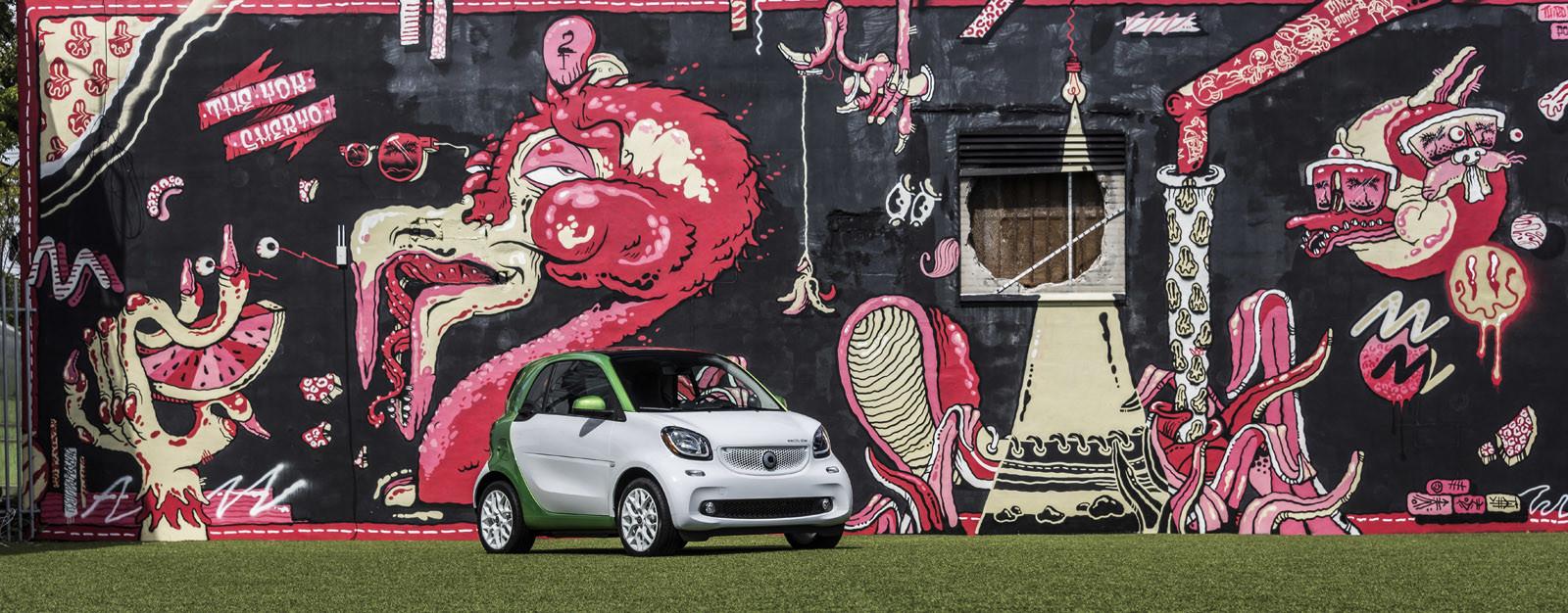 Foto de smart fortwo Electric Drive, toma de contacto (118/313)