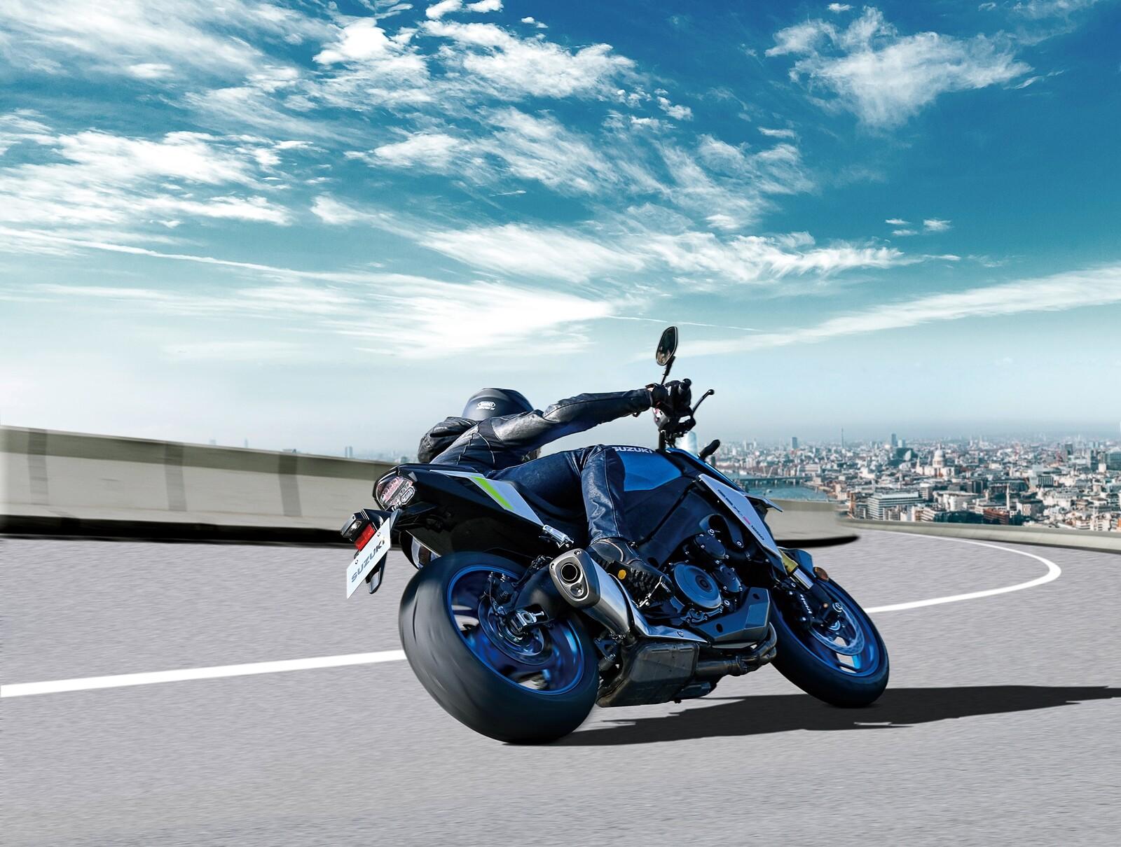 Foto de Suzuki GSX-S1000 2021 (1/67)